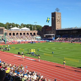 Finland-Sweden Athletics International - 2013 Finland-Sweden international in Stockholm