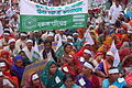 Farmers rally, Bhopal, India, 11-2005.jpg