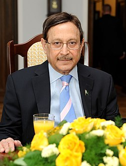 Farooq Hamid Naek Senate of Poland.JPG