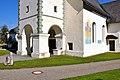 Feistritz im Rosental Sankt Johann Pfarrkirche Heiliger Johannes Vorhalle 18102011 226.jpg
