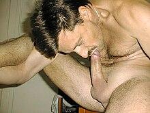 Kan een jongen geven zichzelf een blowjob