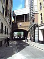 Fenchurch Street railway station, Cooper's Row entrance - DSC06965.JPG
