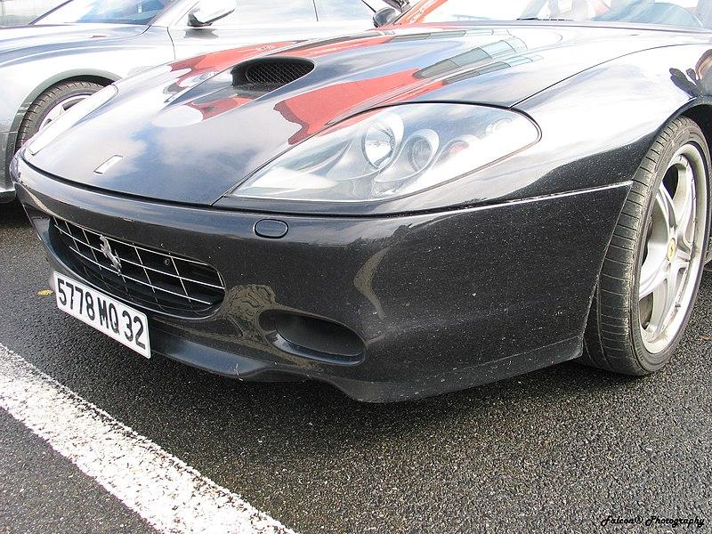 File:Ferrari 575M Maranello 5.7 '05 (8590794382).jpg