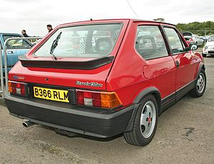 Fiat Ritmo - A second-series Fiat Strada Abarth 130 TC