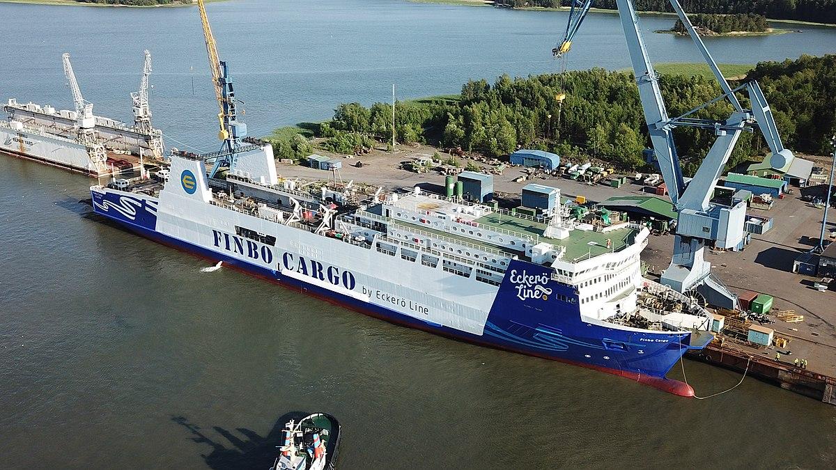 M/S Finbo Cargo