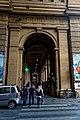 Firenze - Florence - Via degli Strozzi - Arcone 1895 by Vincenzo Micheli - View North.jpg