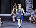 First Dwarf fashion show.jpg