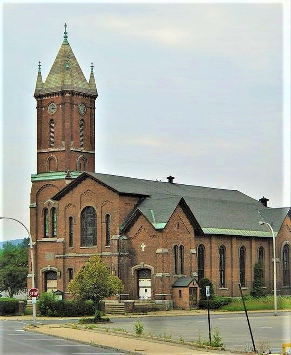 First United Methodist Church (Gloversville, New York ...