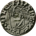 First series penny of William I - obverse - Gloucester mint.png