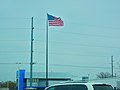 Flag at Stark Chevrolet and Power Lines - panoramio.jpg
