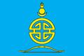 Flag of Aginskoe (Zabaykalsky Krai).png