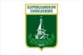 Flag of Kornilovskoe (Tomsk oblast).png