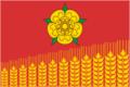 Flag of Krasnoselskoe (Krasnodar krai, Kuschevsky rayon).png