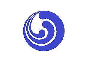 Mizunami, Gifu - Image: Flag of Mizunami, Gifu