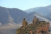 Flickr - DVIDSHUB - TF Warrior provides security in Wardak (Image 4 of 7)