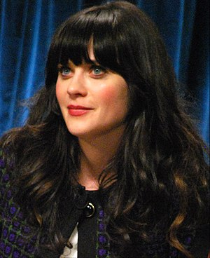 Zooey Deschanel - Deschanel at the 2012 PaleyFest