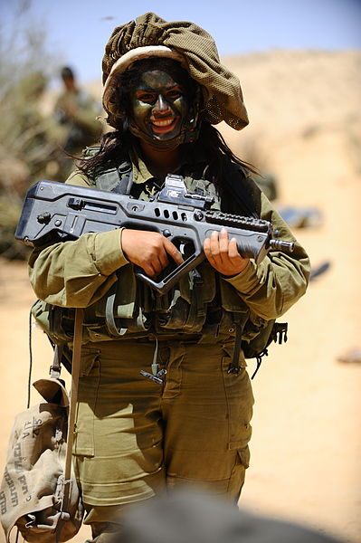 קובץ:Flickr - Israel Defense Forces - Caracal Battalion Conducts Concluding Exercise (4).jpg