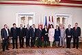 Flickr - Saeima - Oficiālā vizītē Latvijā viesojas Polijas parlamenta Seima priekšsēdētāja Eva Kopača (30).jpg
