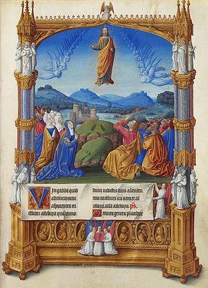 Folio 184r - The Ascension.jpg