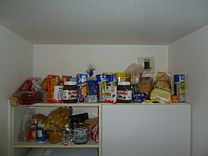 Food over a kitchen - 20111001.jpg