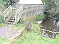 Footbridge over the Wey - geograph.org.uk - 1047522.jpg