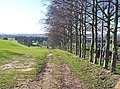 Footpath through River Valley Golf Course - geograph.org.uk - 683861.jpg