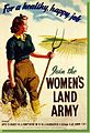 For a healthy, happy job join the Women's Land Army.jpg