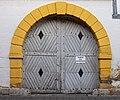 Forchheim Landratsamt Tor 032375.jpg