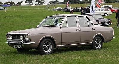 Ford Cortina - Wikiwand