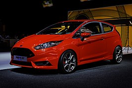 Ford Fiesta - Mondial de l'Automobile de Paris 2012 - 003.jpg