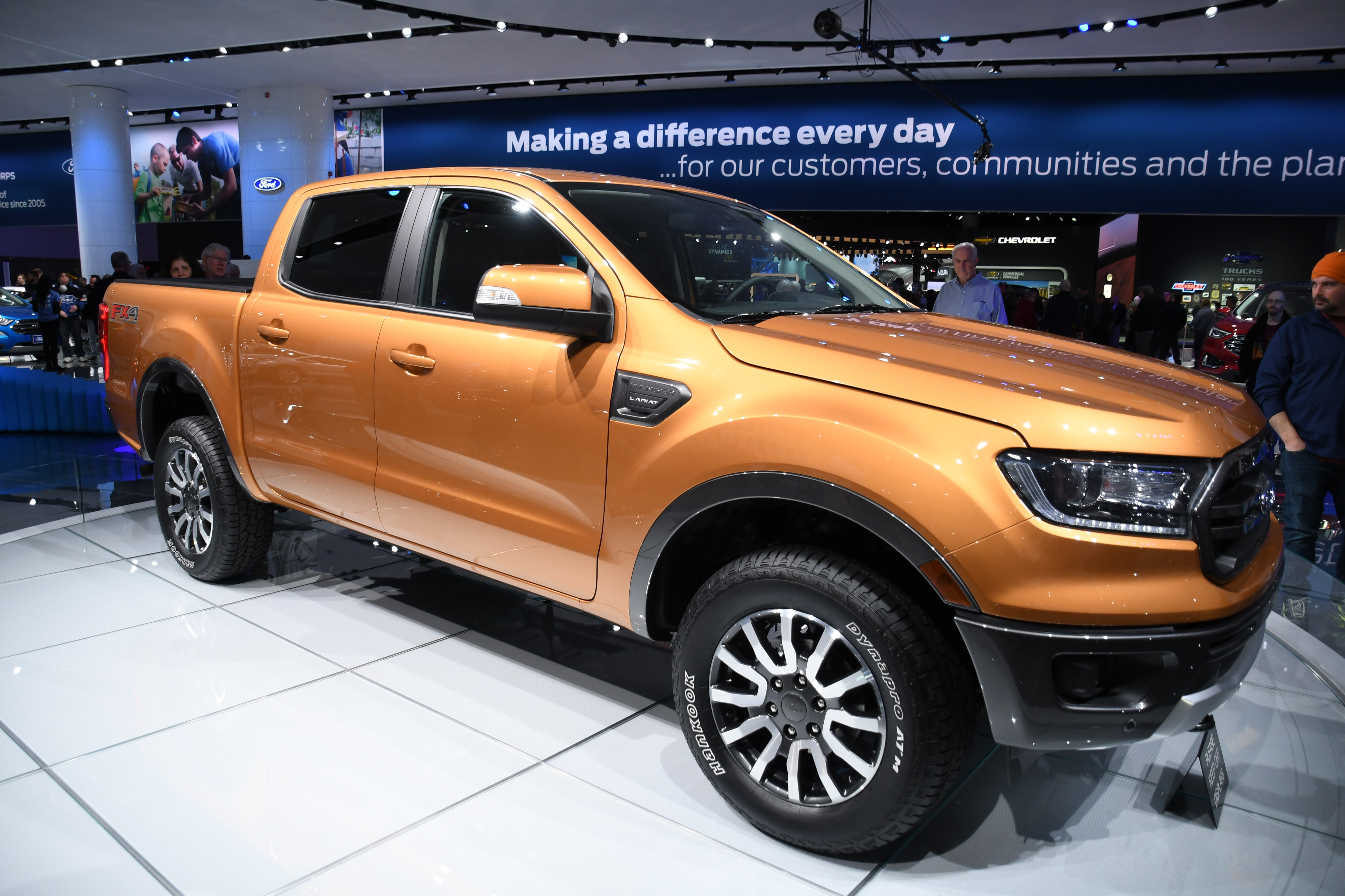 Ford Ranger (Americas) - The complete information and online