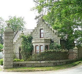 Former Lodge for Carnousie Castle.jpg