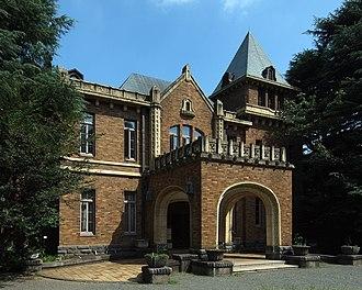 Komaba Park - Image: Former Maeda Estate 2009