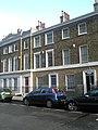 Former residence of Joseph Conrad in Gillingham Street - geograph.org.uk - 1556924.jpg