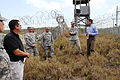 Former warden Terry Carrico visits abandoned Camp X-Ray eleven years later -a.jpg