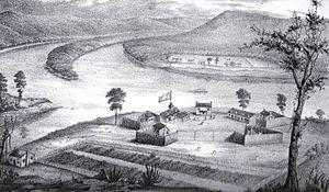 Josiah Harmar - Fort Harmar
