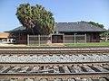 Fort Valley Passenger Depot (SouthEast face).JPG
