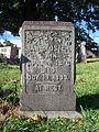 Foster (Jane), St. Clair Cemetery, 2015-10-06, 02.jpg