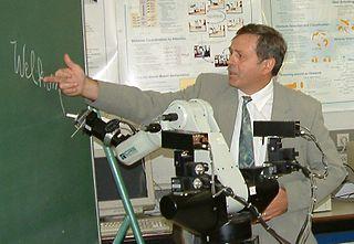 Hendrik Van Brussel Belgian roboticist