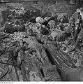 Fotothek df ps 0000395 002 Kriege ^ Kriegsfolgen ^ Zerstörungen - Trümmer - Ruin.jpg