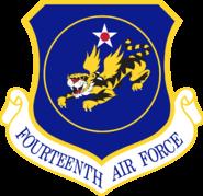 Fourteenth Air Force - Emblem