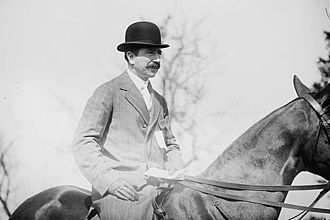 Foxhall P. Keene - Keene in 1909