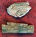Frammenti di pissidi, placchette e altri oggetti in avorio, dalla tomba della mula a sesto fiorentino, 650-625 ac. ca. 06.JPG