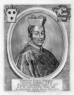 Francisco Antonio de Borja-Centelles y Ponce de Léon Spanish cardinal
