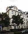 Frankfurt, Robert-Mayer-Straße 32, Ecke.JPG