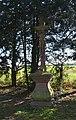 Frankfurt-Zeilsheim, Friedhof, Kreuz.JPG