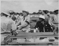 Franklin D. Roosevelt and President Edwin Barclay of Liberia - NARA - 196752.tif