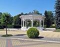 Františkovy Lázně, hudební pavilon na náměstí Míru.jpg
