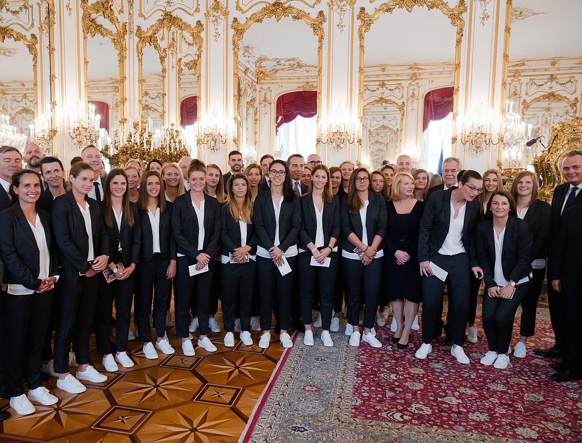 österreich Europameisterschaft