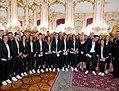 Frauen-Fußballnationalmannschaft Österreich EM 2017 Empfang Bundespräsident 30.jpg
